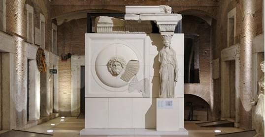 Roma x bambini e ragazzi – visite guidate (Mercati di Traiano)